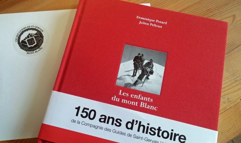 livre Guerin Les enfants du Mont Blanc