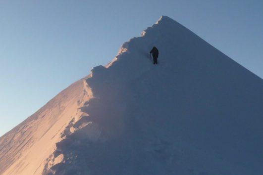 ascension du mont blanc en 2 jours toit de l'europe