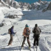 skier la vallée blanche