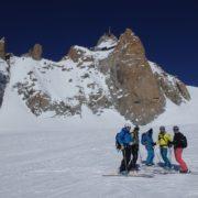 Mont-Blanc ski chamonix