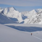 ski de randonnée raid Chamonix-Zermatt