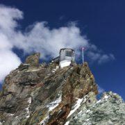cabane suisse Bertol