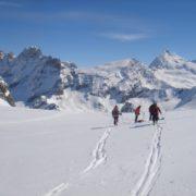 raid en ski de randonnée