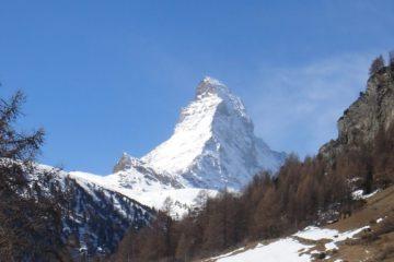 Cervin ski de randonnée