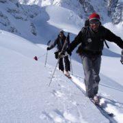 guides en raid à ski