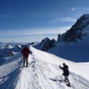 Hauts Glaciers Mer de Glace avec les Guides de Saint-Gervais / Les Contamines