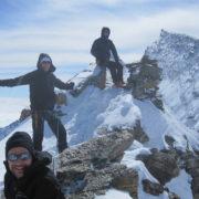 Raid à ski avec les guides de Saint-Gervais / Les Contamines