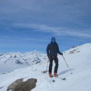 Raid à ski en Maurienne avec les guides de Saint-Gervais et les Contamines