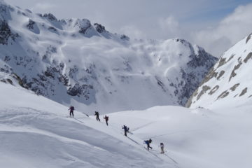guides de montagne ski