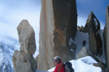 Chamonix alpinisme cosmiques