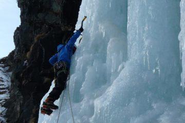 Nos sorties en cascade de glace