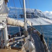 Ski de rando Islande
