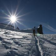 guides ski de randonnée Italie