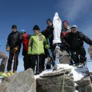 Raid à ski grand paradis