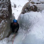 cogne cascade de glace