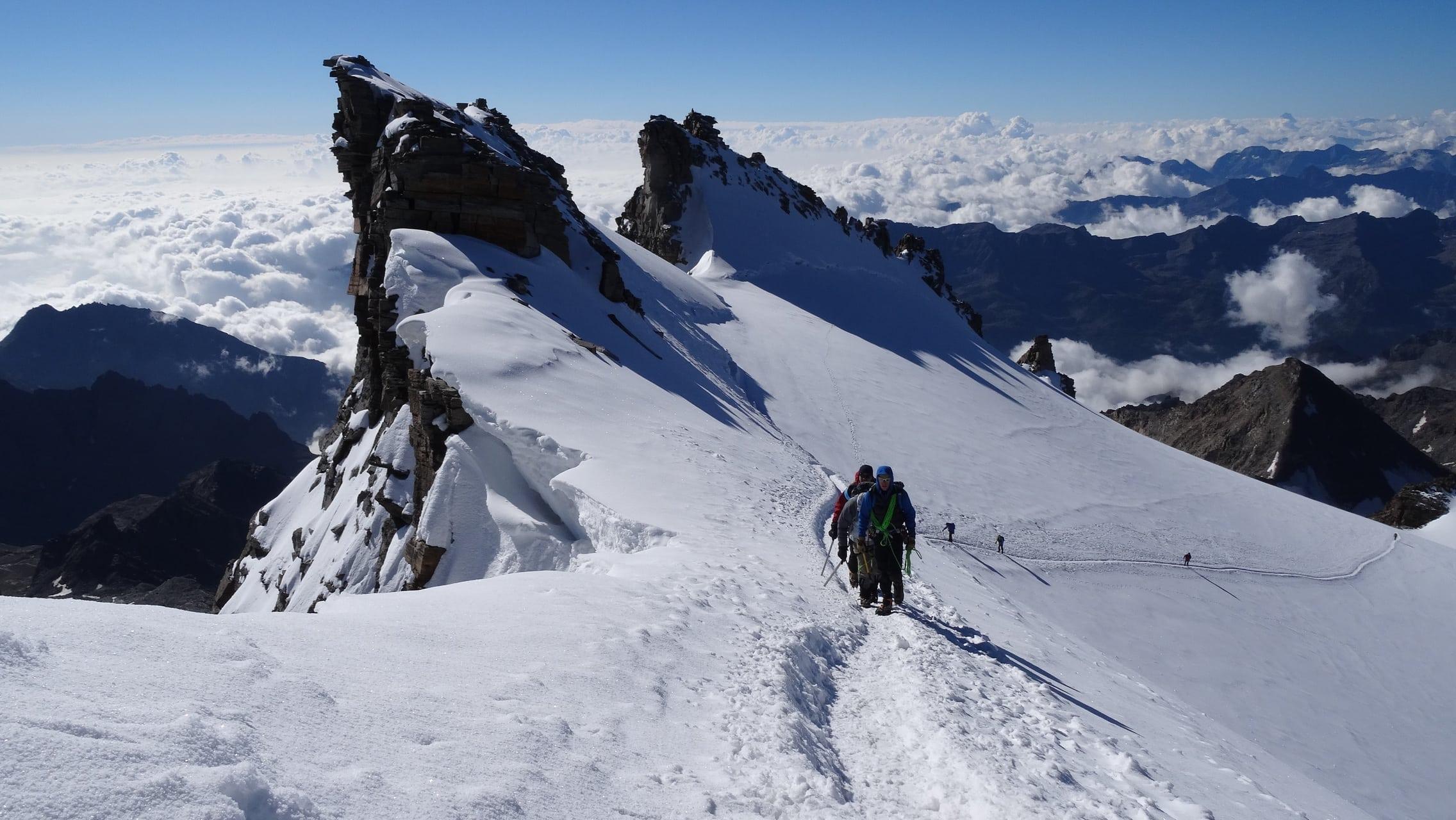 guide de haute montagne Italie