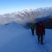 guide de montagne