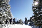Image d'ambiance pris par notre accompagnateur Yves Jacquemoud, pendant la Raq'Panoramique avec la Compagnie des Guides Saint-Gervais / Les Contamines