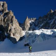 Randonnée à ski haute savoie