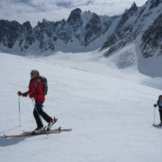 ski de randonnée débutant