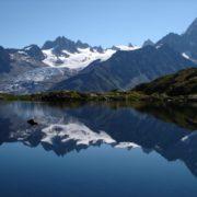 Lac blanc tour du Mont-Blanc
