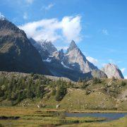 GR5 tour du Mont-Blanc Itali et Suisse