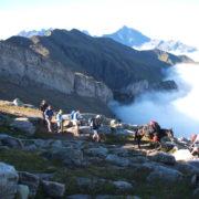 Tour du Mont-Blanc Courmayeur-Chamonix