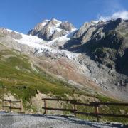 Glaciers et Sommets tour du Mont-Blanc