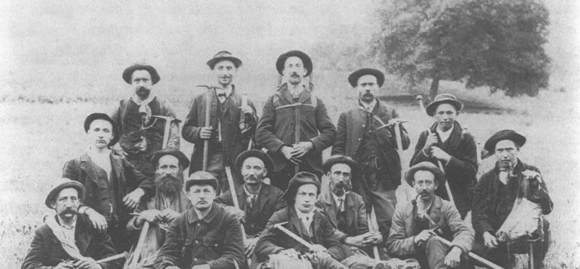 La compagnie des guides de Saint-Gervais au XIXe siècle