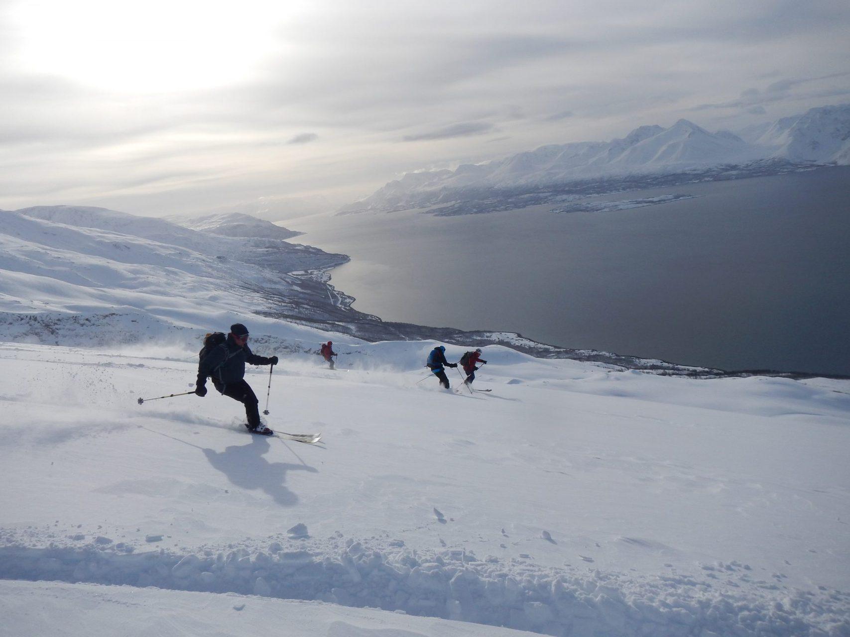 Ski Alpes de Lyngen