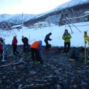 ski mer et montagne norvège