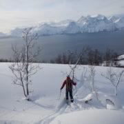 ski bateau norvège