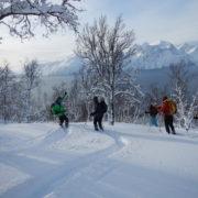 ski de randonnée Lyngen