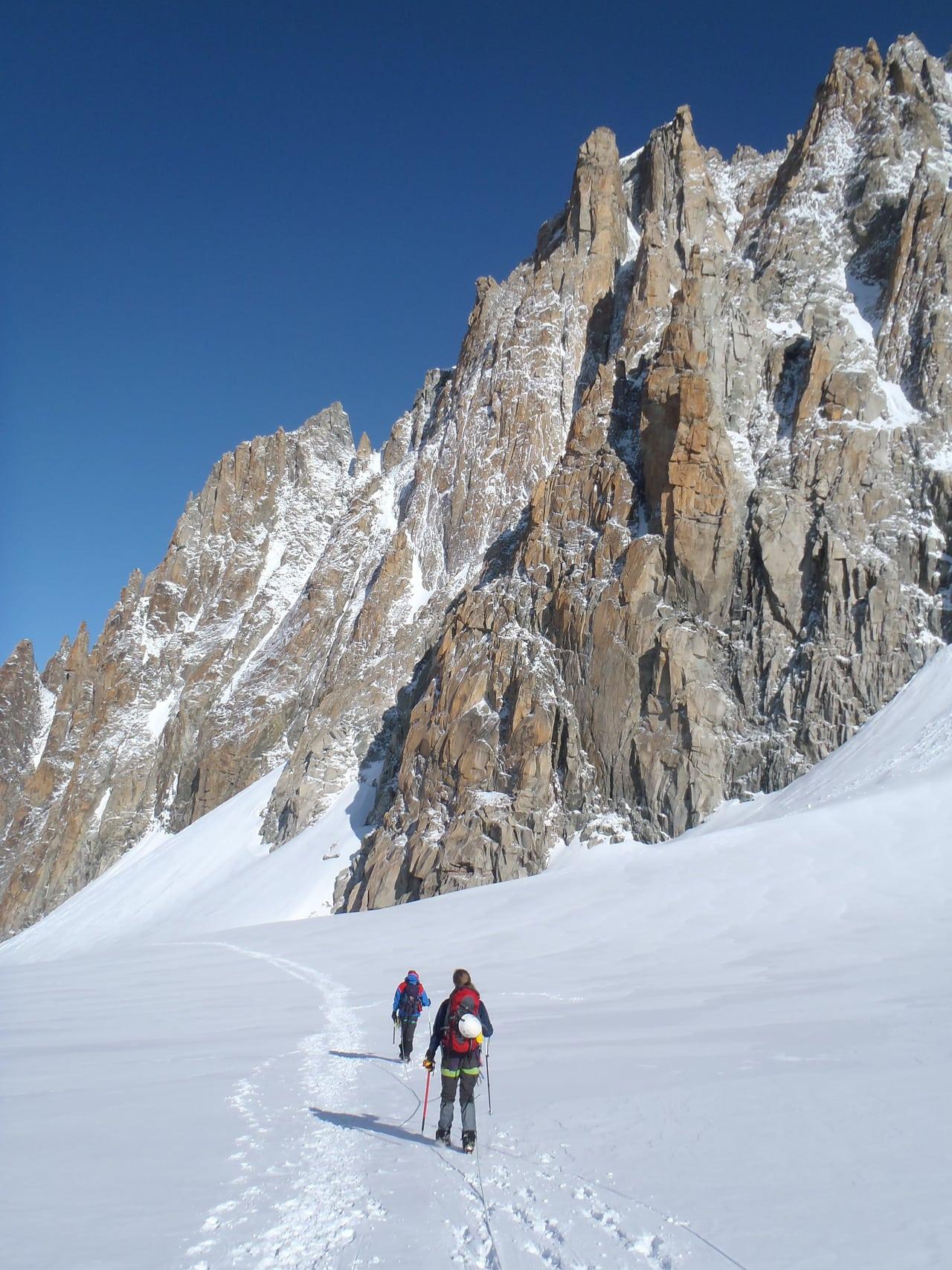 Mont rose alpinisme