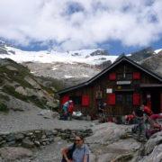 4000 du mont rose avec un guide