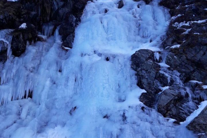 cascades du plat de l'Are