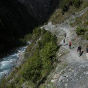 trek randonnée nepal