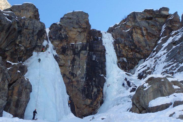 cascade de glace cogne