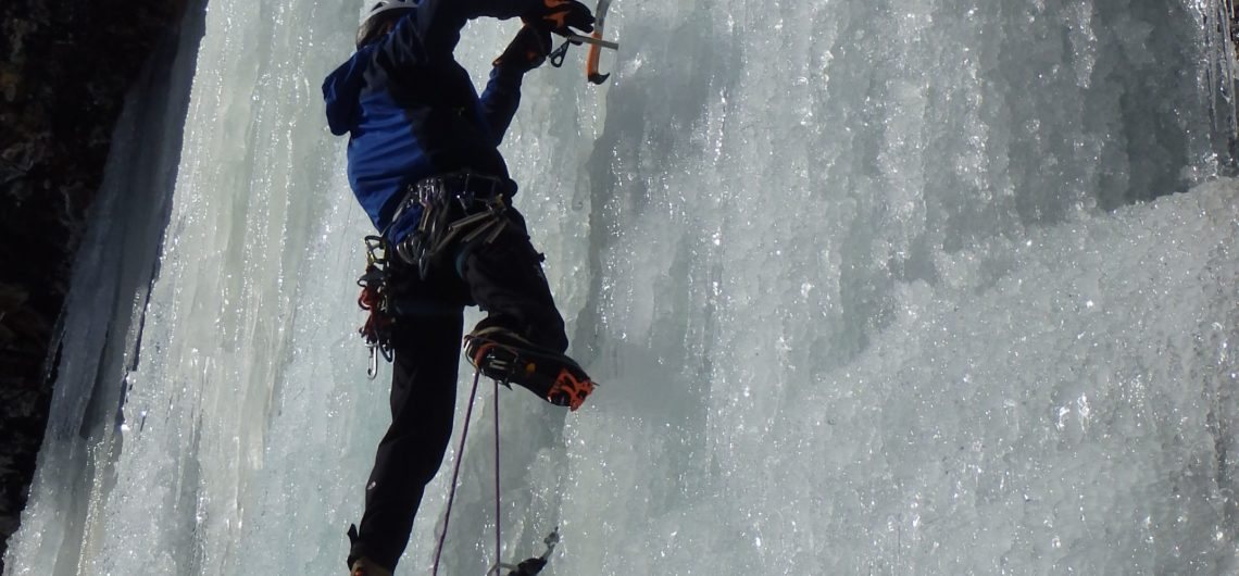 cascade glace cogne