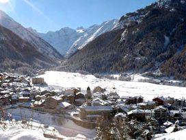 Village de Cogne