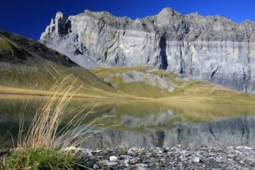 randonnée lac d'Anterne