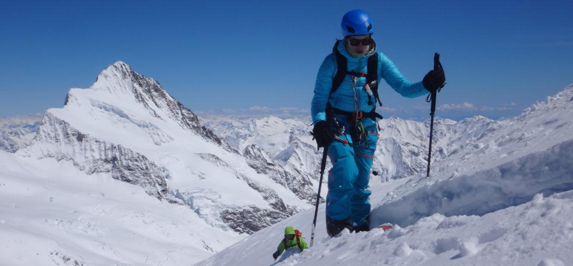 oberland raid ski-alpinisme
