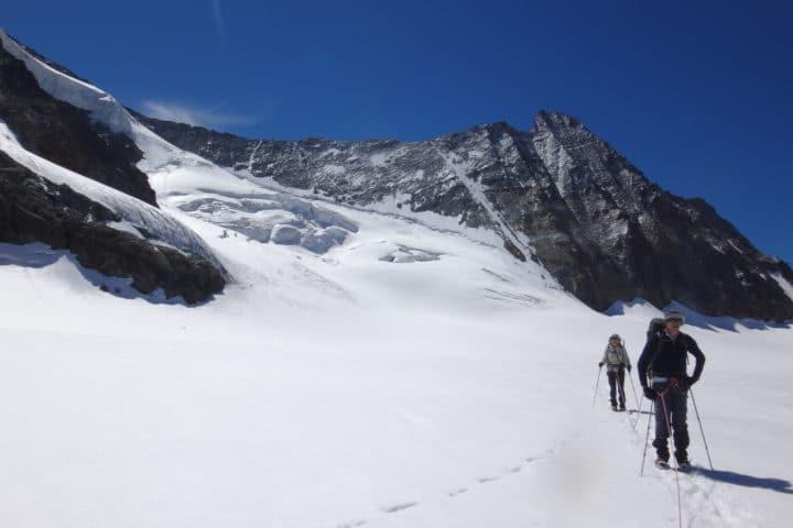 au pied du Mont Blanc de Cheillon