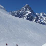 Sk ide randonnée 2 jours mont blanc