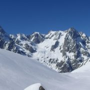Ski de randonnée val ferret