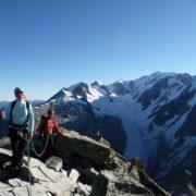 Tour du Mont Blanc par les glaciers avec la compagnie des guides de Saint-Gervais / Les Contamines