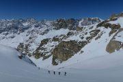 Ski de randonnée en val Maira