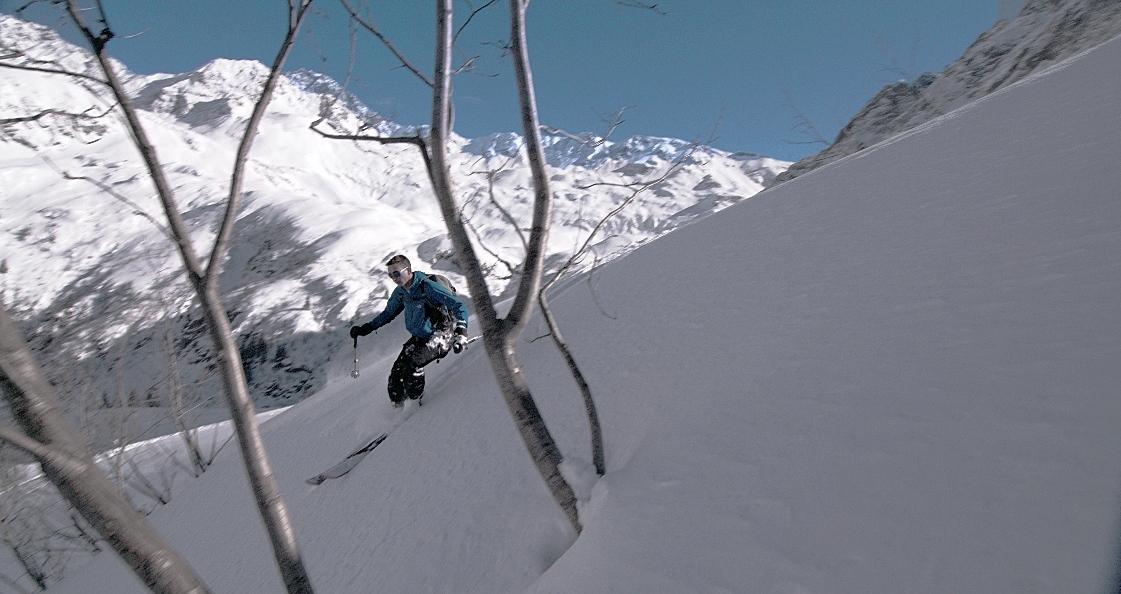 Ski de randonnée Mont Joly