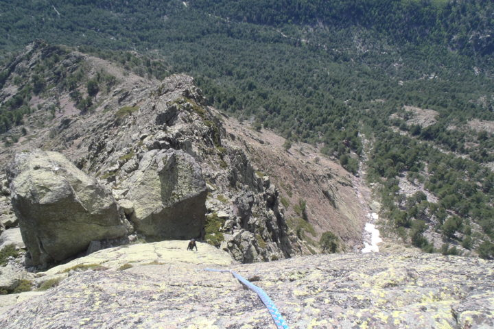 ambiance alpine dans la vallée d'Ascu