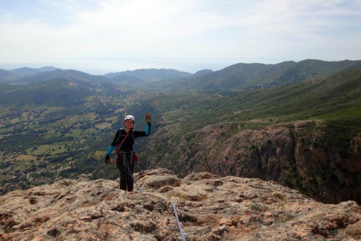 sommet des rochers de gozzi
